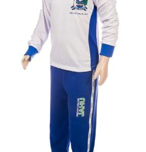 Conjunto uniforme escolar, calça e camisa manga longa escolar, jandaia do sul