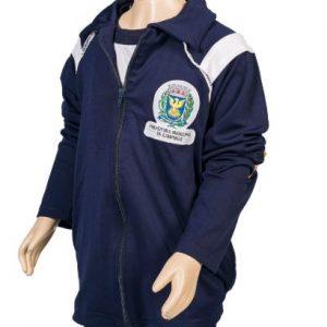 Uniforme escolar, jaqueta escolar, jandaia do sul